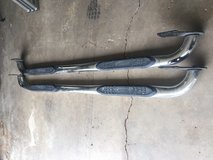 F250 step rails like new in Joliet, Illinois
