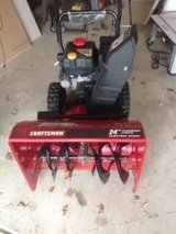 Craftsman Snow Blower with Electric Start in Aurora, Illinois