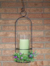 "15.5"" pillar candle holder in Naperville, Illinois"