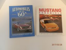 Automobiles of the 60's, Mustang Chronicle in Aurora, Illinois