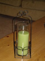 "13"" pillar candleholder in Naperville, Illinois"