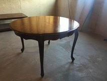 Pretty Oval Table in Aurora, Illinois