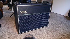 Vox AD120VT with VC4 footswitch in Vista, California
