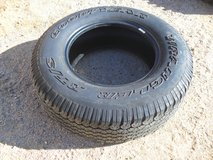 ~~~  225 75 15 Tire  ~~~ in Yucca Valley, California