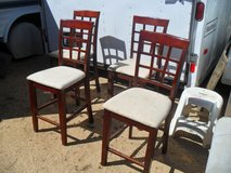 %%%  4 x Chairs  %%% in Yucca Valley, California