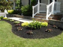 Mulch beds, planting, lawn care and more in Aurora, Illinois