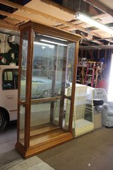 """80"""" LIGHTED CURIO CABINET FOR SALE in Las Vegas, Nevada"""