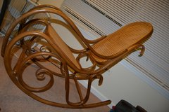 Rocker Wooden Chair in Joliet, Illinois