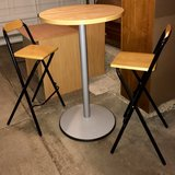 IKEA Pub Table and Stools in Joliet, Illinois