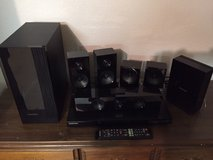 Samsung 5.1CH Blu-ray Home Entertainment System in Temecula, California
