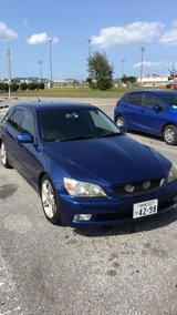 2002 Altezza Gita NEW JCI in Okinawa, Japan