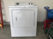 Electric or Gas Dryer in San Diego, California