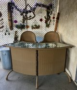 PATIO BAR AND SWIVEL STOOLS in Yucca Valley, California