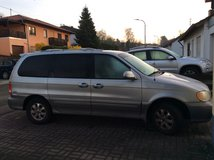 Van KIA SEDONA 2004 in Ramstein, Germany