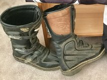 DIRTBIKE BOOTS-youth in Travis AFB, California