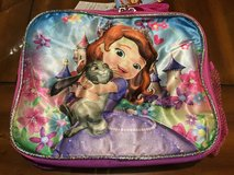 Disney Sofia the First Lunch Bag. in Naperville, Illinois