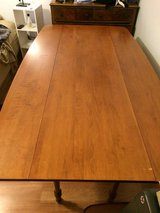 Sofa table/ dining table in Bolingbrook, Illinois