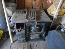 wood cooking stove in Alamogordo, New Mexico