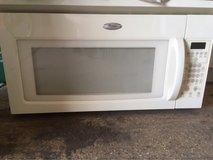 overhead whirlpool microwave in Bolingbrook, Illinois