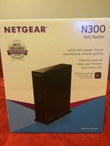NetGear N300 Wireless Router NIB in Okinawa, Japan