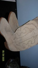 Leather Mens Cowboy Boots size 11 M in Tyndall AFB, Florida