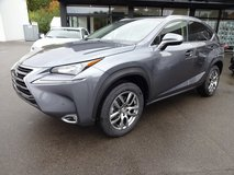 2016 Lexus NX 200T AWD, last one remaining at this price! Only at Pentagon Car Sales in Ramstein, Germany