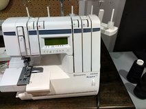 Serger sewing machine in New Lenox, Illinois