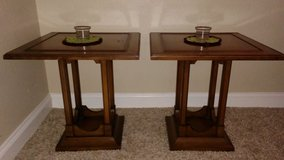 Two Side Tables in Temecula, California