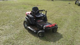 "48"" Zero Turn Mower in bookoo, US"