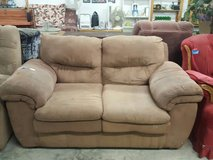 brown love seat in Fort Polk, Louisiana
