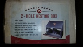 2 Hole nesting box in Houston, Texas