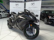 BRAND NEW 2015 Kawasaki ZX10R Frozen Black in Ramstein, Germany