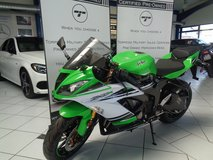 BRAND NEW 2015 Kawasaki ZX6R Anniversary Green in Ramstein, Germany