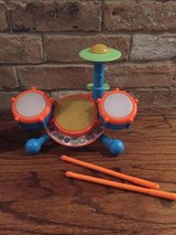 Toddler Drum Set in Houston, Texas