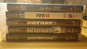 PS3 Games in Ramstein, Germany