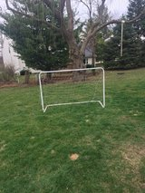 Soccer Goal in Lockport, Illinois