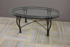 Oval Coffee Table in Houston, Texas