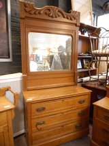 Beautiful Oak Dresser in Elgin, Illinois