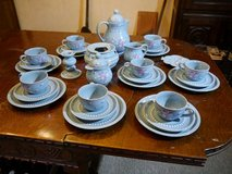 Porcelain service for 8 persons in Baumholder, GE