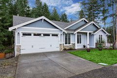JUST LISTED / Open House - Remarkable 4 Bed Rambler On Large Lot in Tacoma, Washington