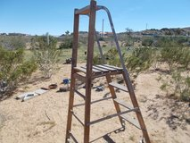 Antique Ladder in Yucca Valley, California