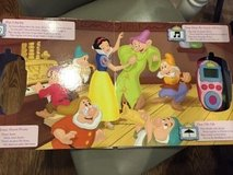 Disney princess music player and book in Naperville, Illinois