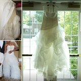 Gorgeous High/Low Wedding Dress in Bolling AFB, DC