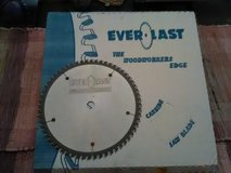 Saw Blade 8-1/2 inch 60 tooth atb by Everlast in Beaufort, South Carolina