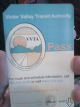 30 day Bus pass in Barstow, California
