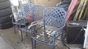 Patio Chairs in Vacaville, California
