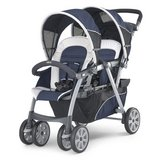 Chicco Cortina Double Stroller in Fort Lewis, Washington