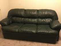 LEATHER COUCH & LOVESEAT in Sacramento, California