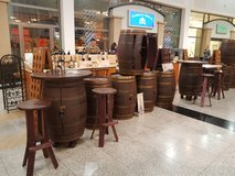 French wine & barrel vendor needs help at the KMCC this week in Ramstein, Germany
