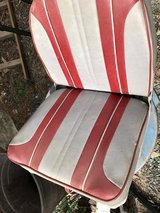 2 new boat seats one with nice swivel base included in Leesville, Louisiana